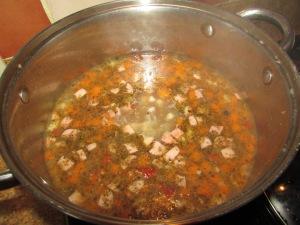 Fermented Flour Soup