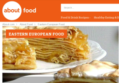 about eastern european food