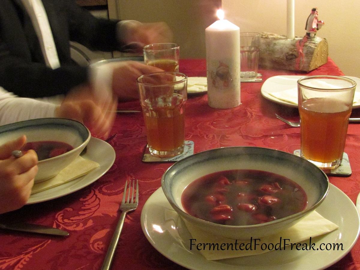 Wigilia – Polish Christmas Eve Dinner. – Fermented Food Freak